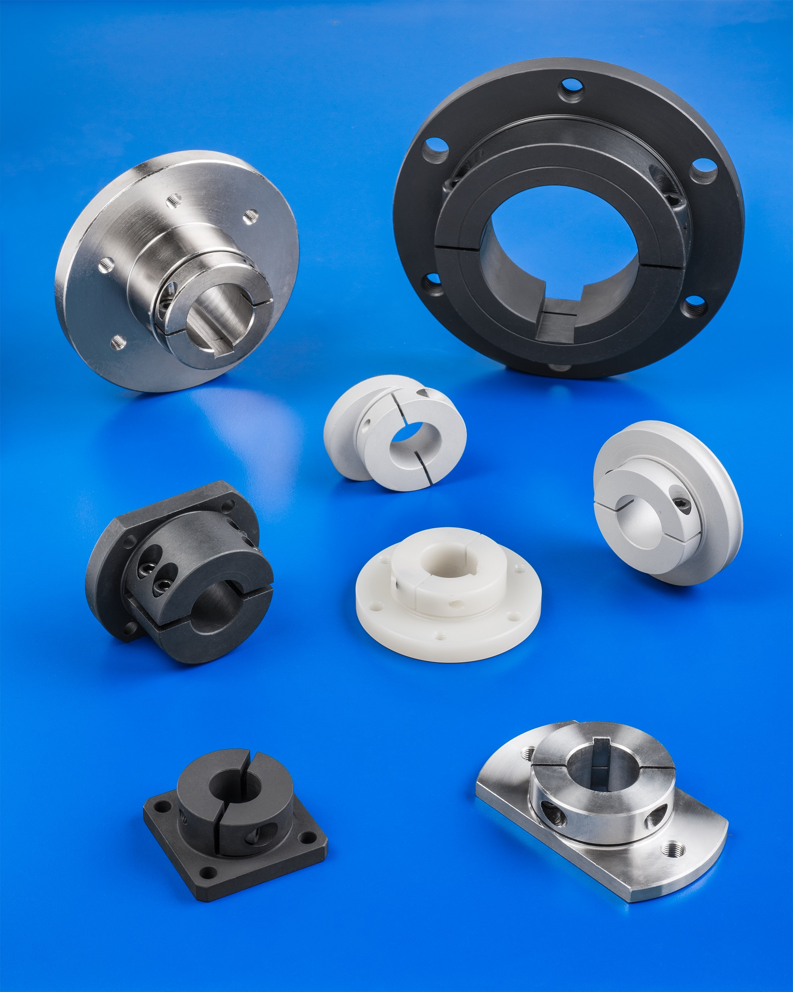 Flange Mounting Collars Manufactured to Customer Specification
